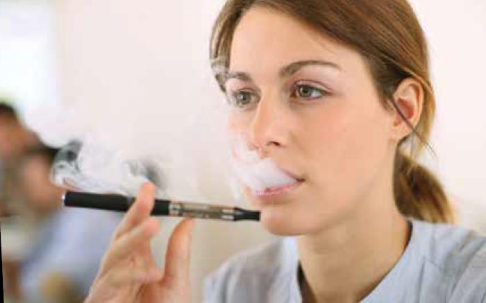 3 E-Cigaretts