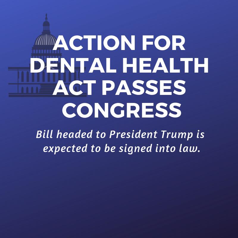 Dental Health Act Passes