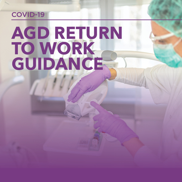 May_AGD Publishes Return to Work Guidance_News