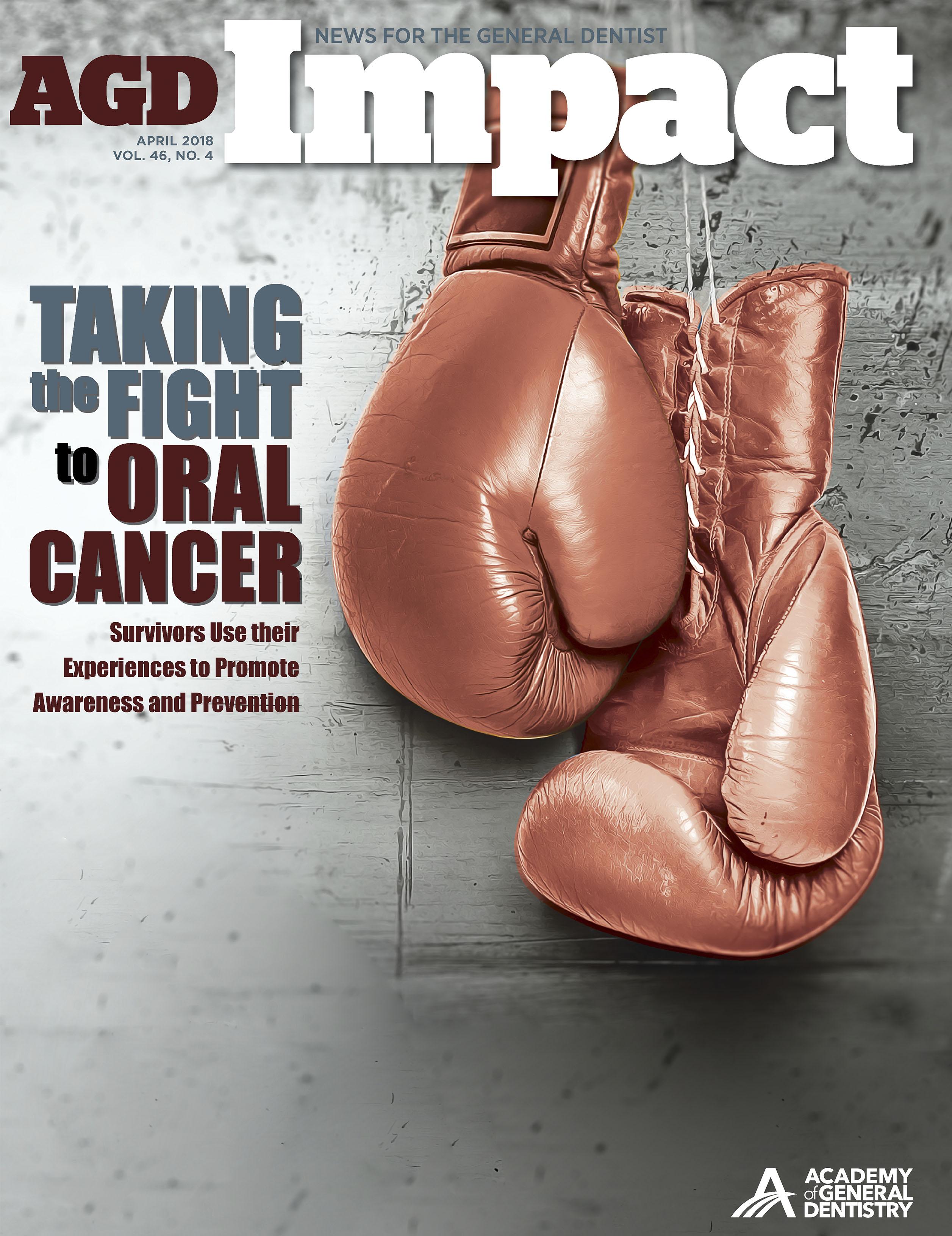 April 2018 Impact Cover